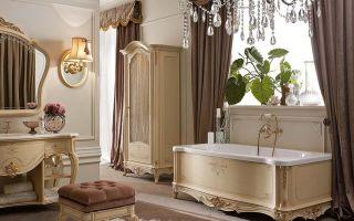 Мебель для ванных комнат из Италии