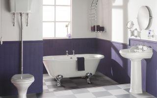 Как профессионально покрасить стены в ванной
