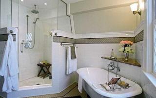Ванная комната — место для настоящих экспериментов. Как создать ванную своей мечты
