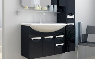 Как выбрать тумбу для ванной комнаты