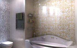 Какой тип освещения выбрать для ванной комнаты