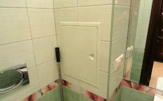 Как грамотно спрятать трубы в ванной