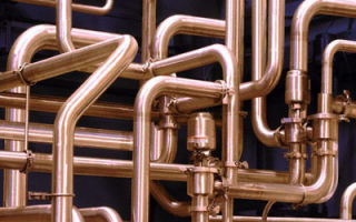 Медные трубы для водоснабжения: преимущества и недостатки