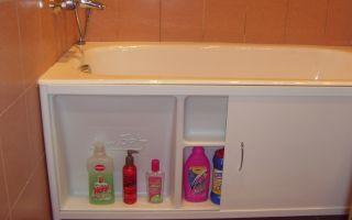 Ниша в ванной, пошаговое руководство по монтажу
