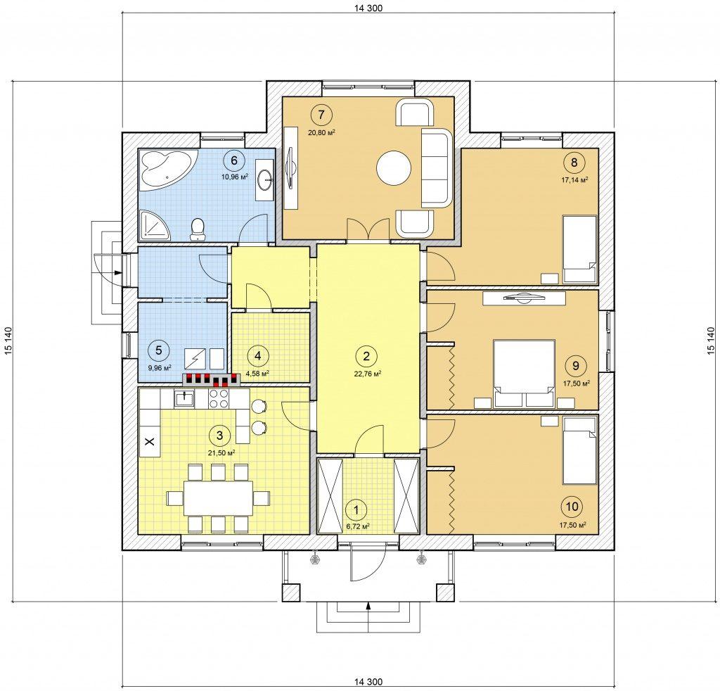 Проект-одноэтажного-дома[1]