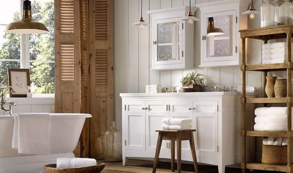 Ванная-комната-в-стиле-прованс