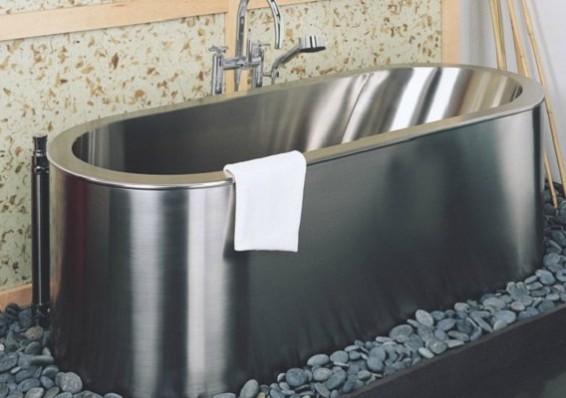 Железные (стальные) ванны