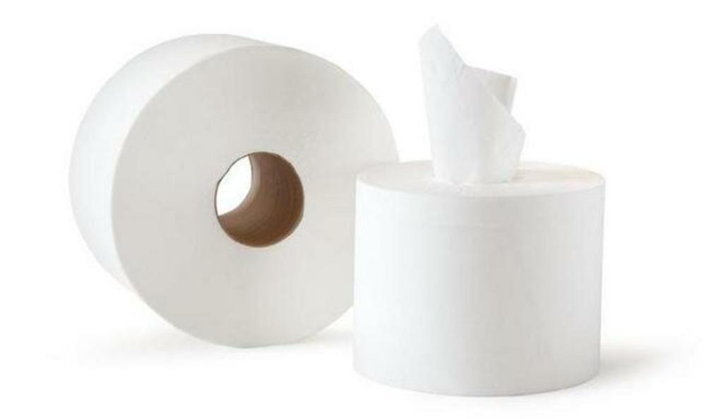 рулоны профессиональной туалетной бумаги