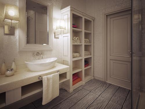 Креативные варианты хранения вещей в ванной комнате (видео)