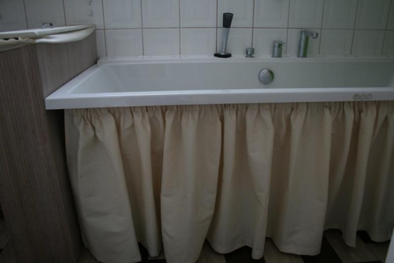 Шторки под ванну