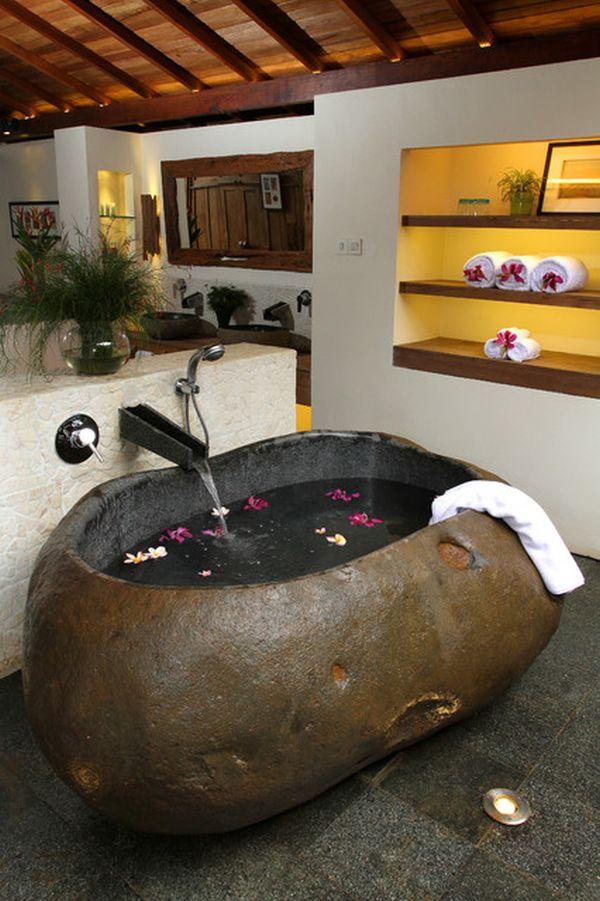 7 Уникальных Ванн (фото)