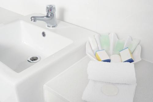 Как сделать идеальную ванну комнату для гостей