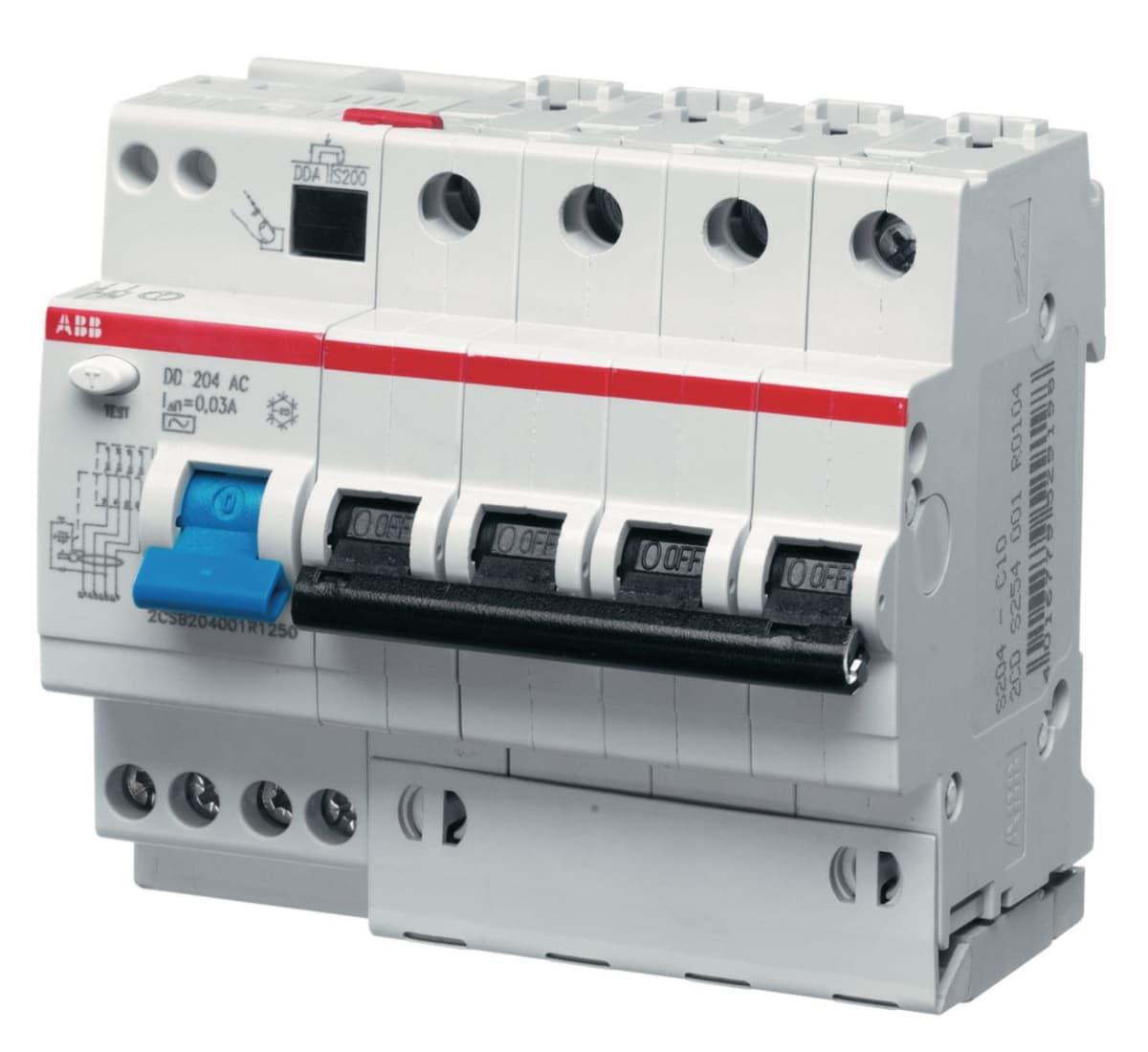 Дифференциальный автомат DS201 M C16 AC30. УЗО и дифференциальные автоматы – что выбрать?