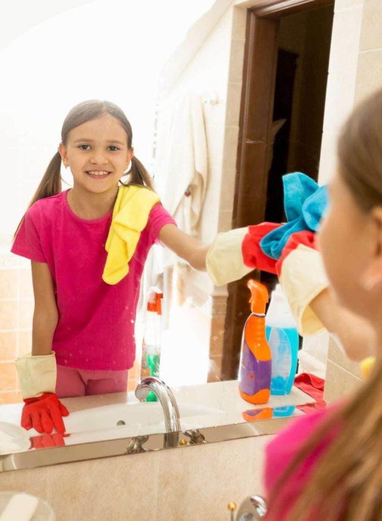 Интересные способы научить детей поддерживать чистоту в ванной