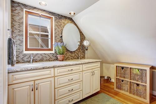 Как найти дополнительное место для хранение в ванной комнате 20 фото
