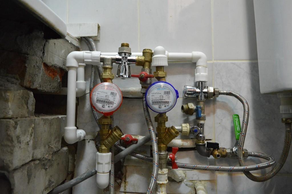 Порядок установки счетчиков на воду