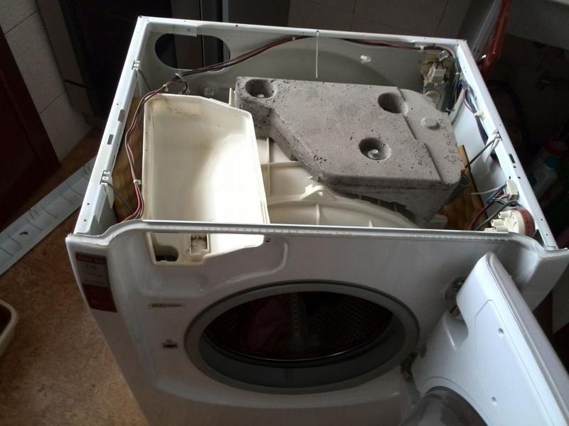 Ремонт стиральных машин