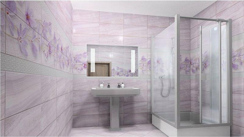Секреты отделки ванной комнаты ПВХ панелями - видео