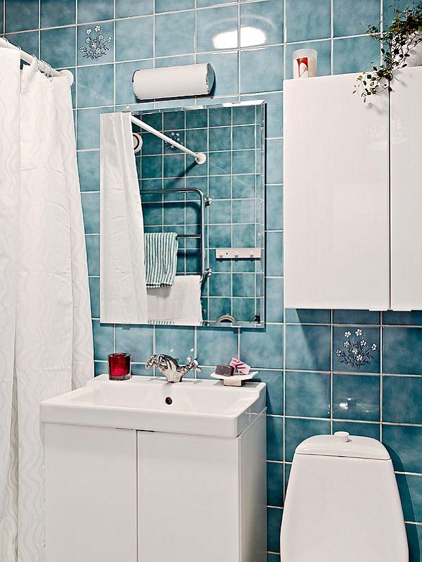Тенденции украшения ванной комнаты (4 фото)