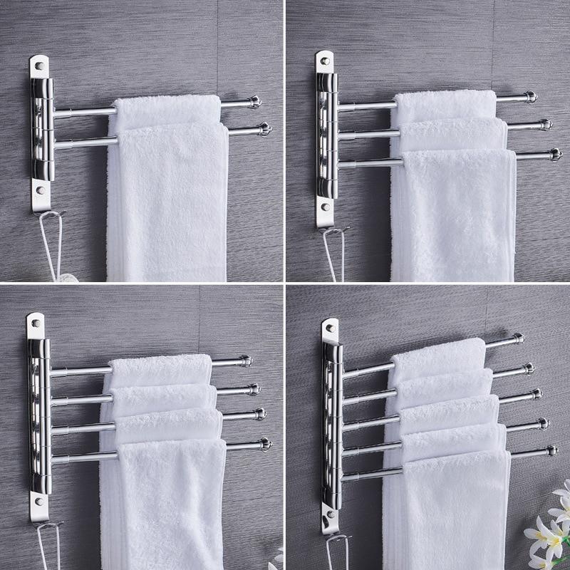Выбираем аксессуары для ванной. Полотенцедержатель