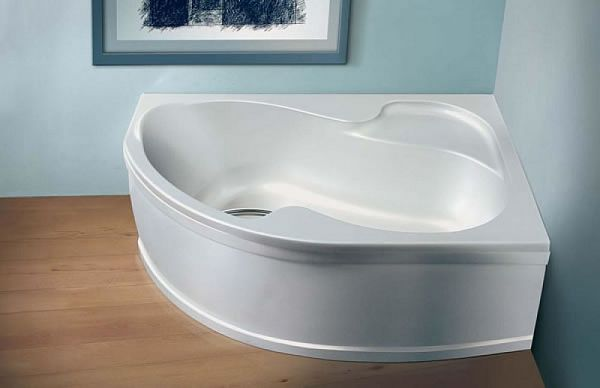 Пластиковые ванны