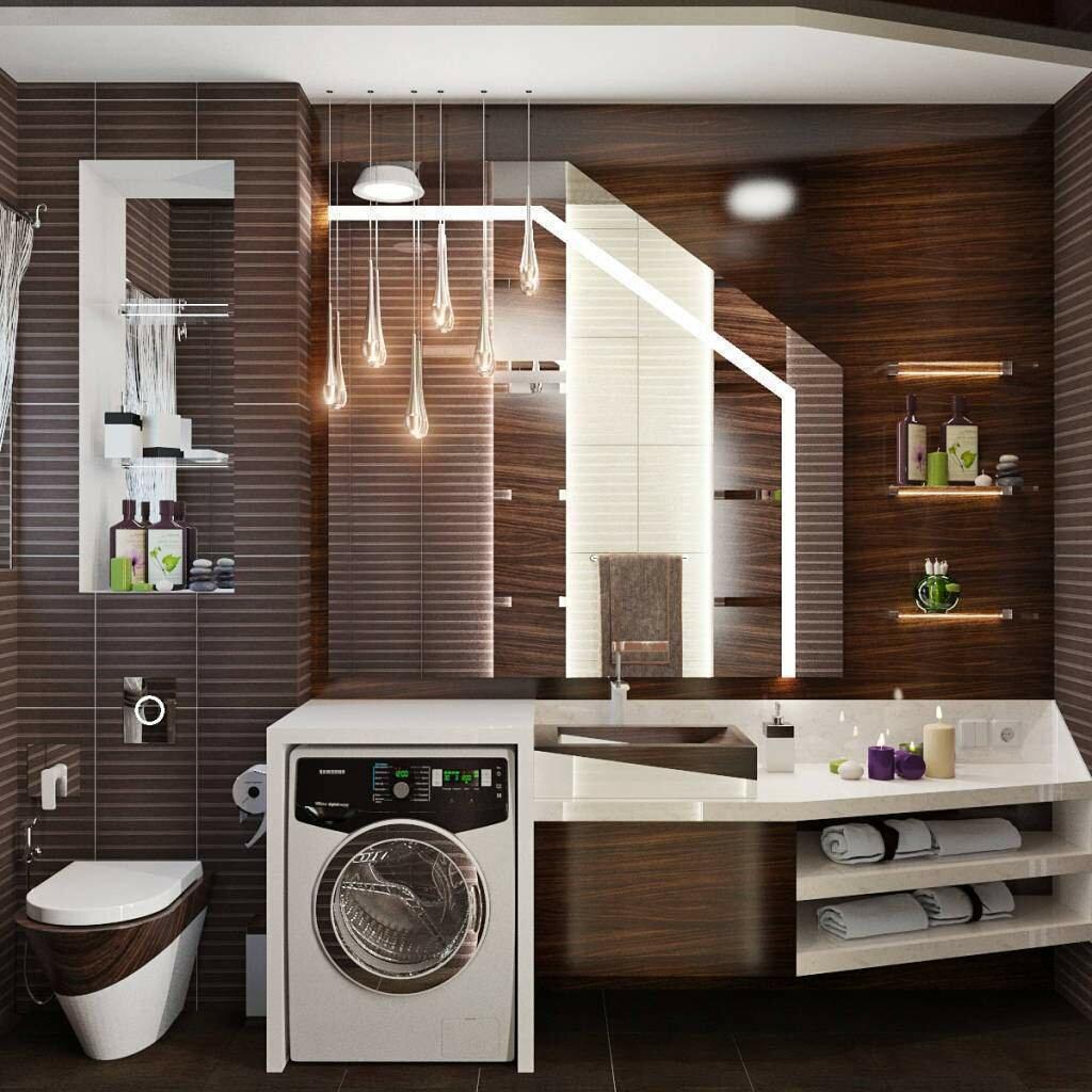 12 простых трюков, которые сделают вашу ванную функциональнее