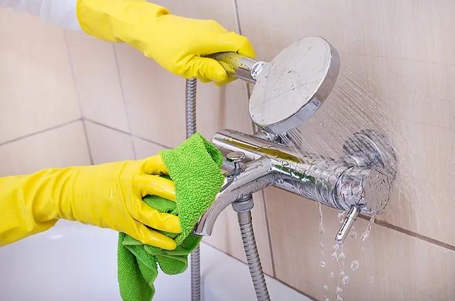Как убрать плесень и грибок в ванной. Простые решения