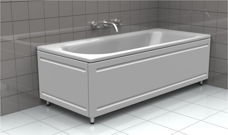 Шумоизоляция железной ванны