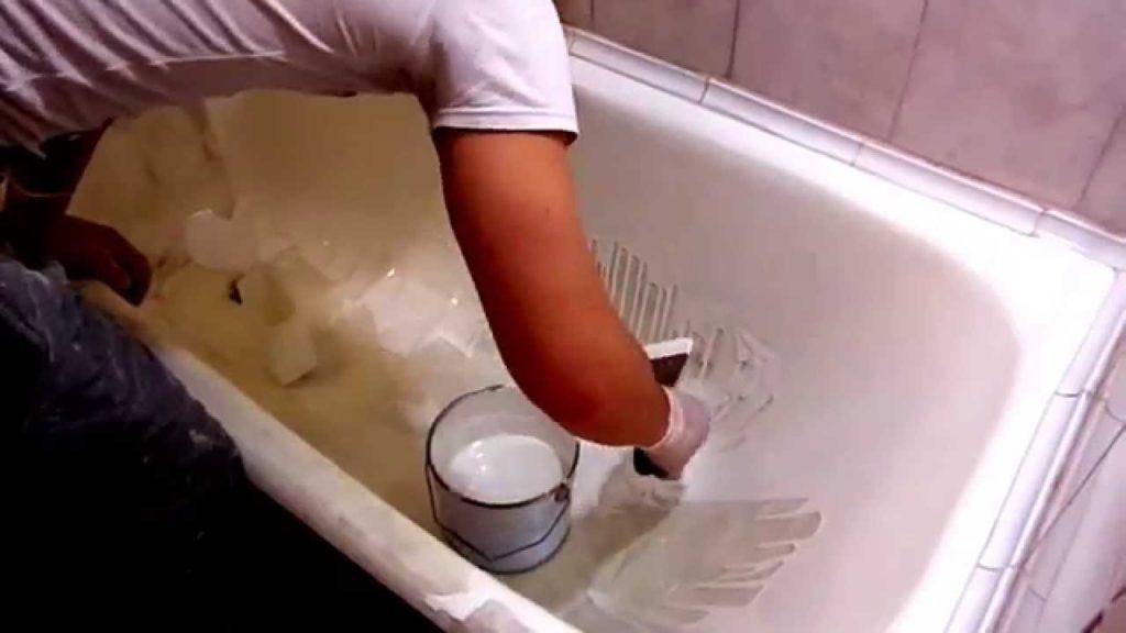 красим ванну