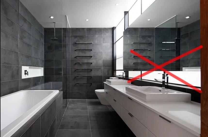 Самые большие ошибки в ремонте ванных комнат (видео)