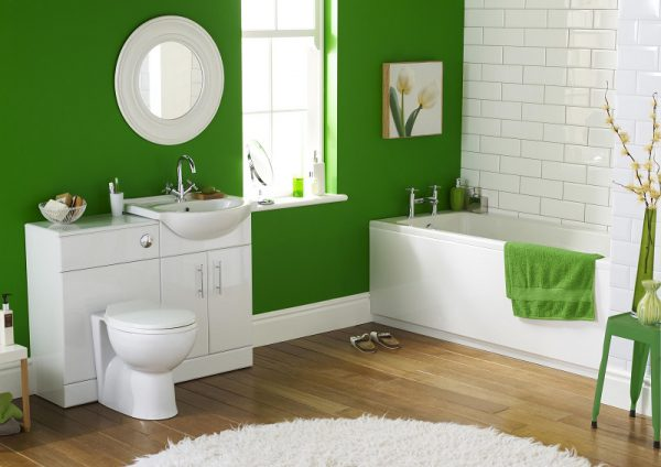 Как покрасить кафельную плитку в ванной