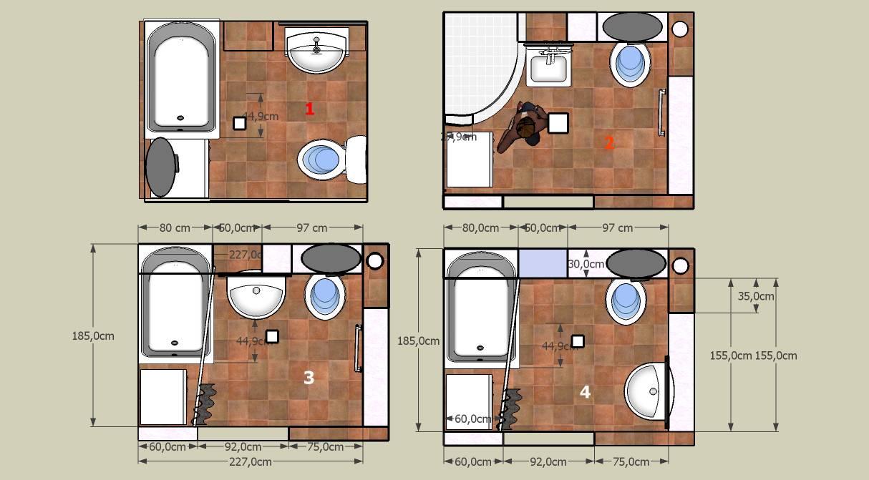 Удачные планировки ванных комнат, которые Вы должны посмотреть! (2 видео)