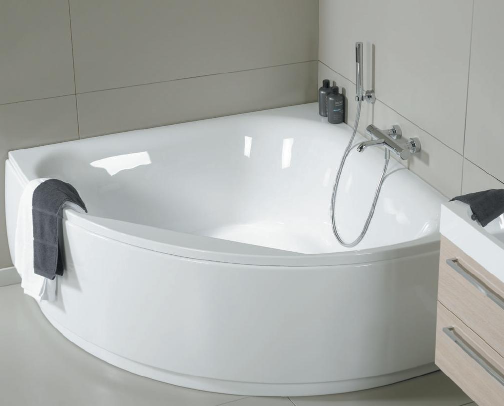 Из какого материала выбрать ванну
