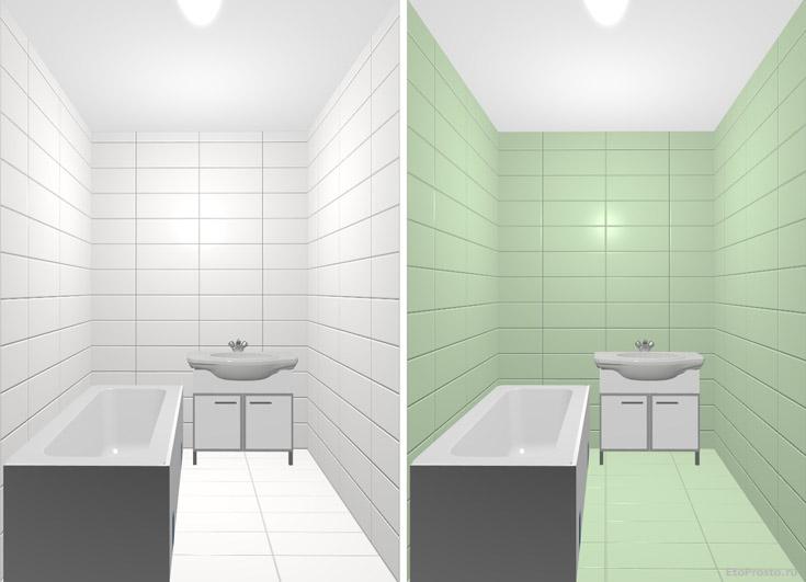 Какими свойствами должна обладать плитка для ванной