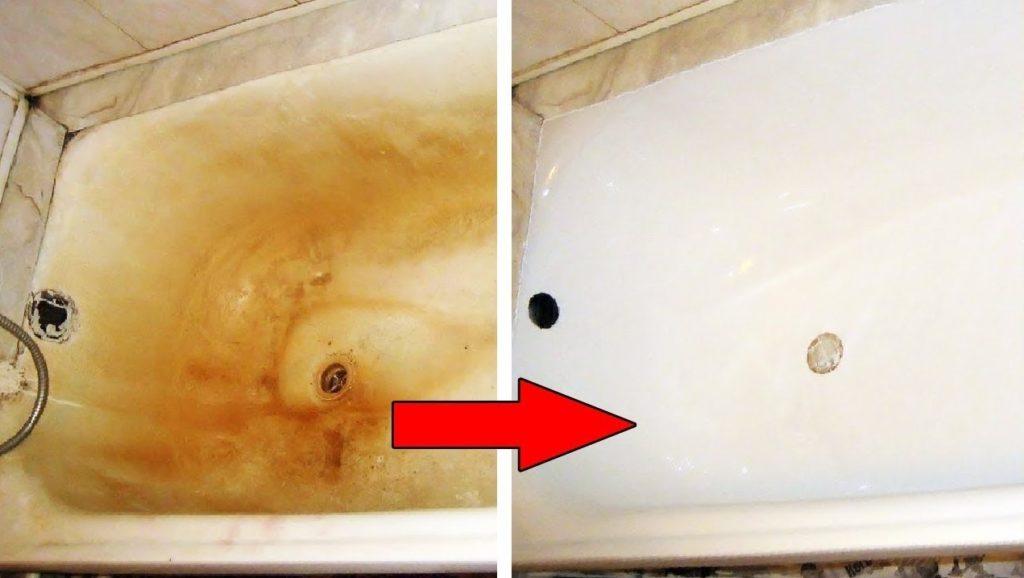 Как убрать ржавчину в домашних условиях - легко и просто
