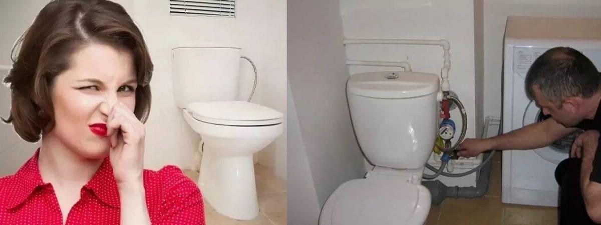 запах канализации в квартире какие причины и как устранить